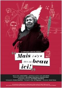 Spectacle de Geneviève Damas (ads 1988)