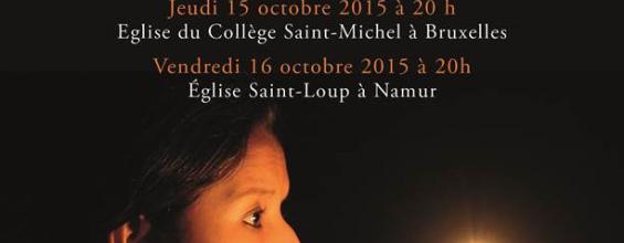 Eglise du Collège : 15 octobre – invitation à un concert exceptionnel !