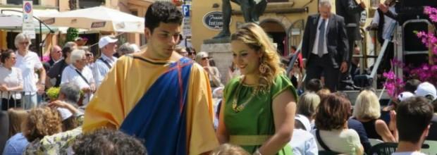 L'élite latine européenne réunie à Arpino autour de Cicéron