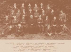 Album : 1917 1917 A Rhétorique