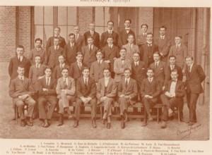 Album : 1913 1913 A Rhétorique 1912-1913.