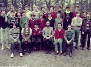 Album : 1983 1983 B 6ème Latin-Grec B 1982-1983