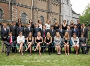 Album : 2010 6T8 6T8 2009-2010 - Titulaire : Mr. Baudouin Hambenne