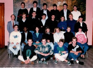 Album : 1988 1988 6T5 6T5 1987-1988 - Titulaire : Mr. Dewulf