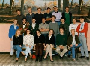 Album : 1989 1989 6T4 6T4 1988-1989 - Titulaire : Mr. Boly