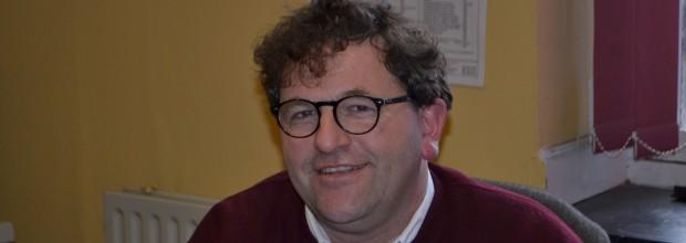 Nouveau directeur du Collège Saint-Michel (école secondaire).