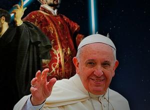 «Maior Dei Vis Vobiscum!», par Maurice Selvais (ads 2011), d'après des articles d'America Magazine et de The Jesuit Post