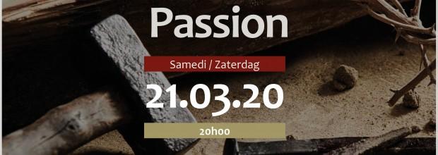Eglise du Collège : concert le samedi 21 mars à 20h : Johannes-Passion de BACH.