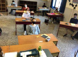Des élèves du collège parlent de leur confinement et déconfinement